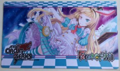 ARGCS Alice in Wonderland, Drifter in the World Playmat