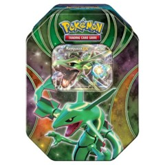 2016 Pokemon Best of EX Rayquaza Tin