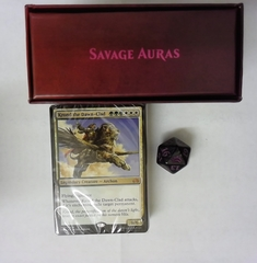 Planechase Anthology ~ Savage Auras Deck