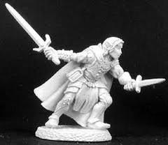 Dorian Starbow Elf Hero
