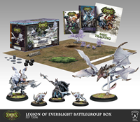 Legion of Everblight Battlegroup