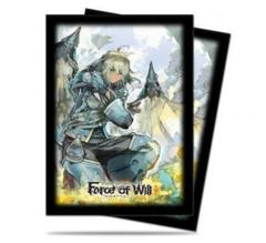 Force of Will - Arla Deck Protector sleeve Standard 65ct