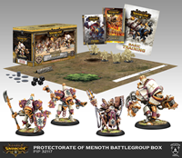 Protectorate of Menoth Battlegroup