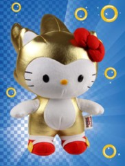 Hello Kitty Super Sonic SDCC 2016