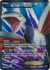 Skarmory-EX - 145/146 - Full Art