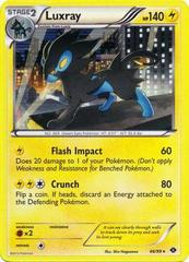 Luxray - 46/99 - Shattered Holo