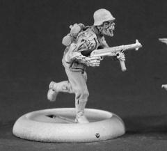 Kroid w/ MP40 Submachine Gun