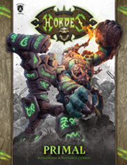 Hordes Primal Third Edition Hardcover
