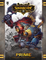 Warmachine Prime Third Edition Hardcover