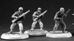 GI Riflemen (3)