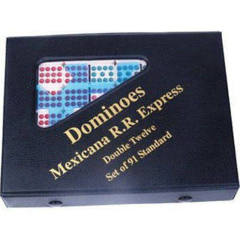 Dominoes Mexicana R.R. Express 91ct