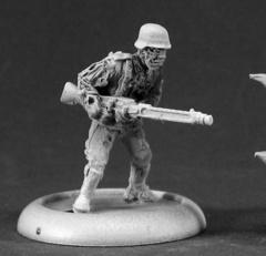 Kroid w/MG42 MachineGun
