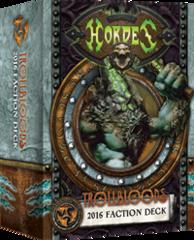 Trollbloods Faction Deck 2016