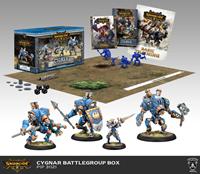 Cygnar Battlegroup