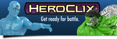 Heroclix, Get ready for battle