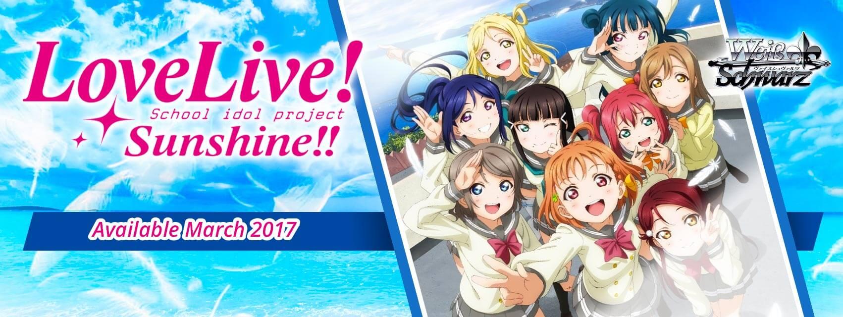 LoveLive Sunshine