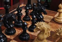 Camelot Series Artisan Chess Set