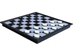 Folding Plastic Magnetic Travel Chess Set - 14