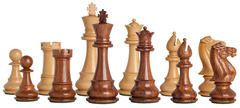 Classic Series Chessmen in Sheesham - 6