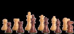 Classic Series Chess Set in Sheesham - 3