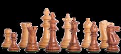 Royale Series Chess Set in Sheesham - 4