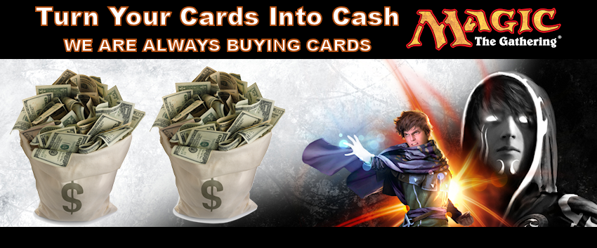 Always Buying Cards