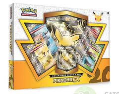 Red And Blue Collection: Pikachu-EX Box