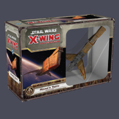 Star Wars: X-Wing Miniatures Game - Hound's Tooth Expansion Pack