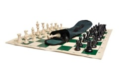 Quiver Chess Set Combo (Green)