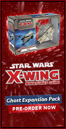Star Wars X-Wing Wave 8