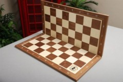 Folding Walnut Tournament Chessboard