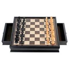English-Style Staunton Chess Set - 19