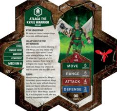 Atlaga The Kyrie Warrior