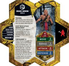 Brave Arrow Blackmoon's Seige