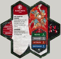 Blade Grunts Malliddon's Prophecy