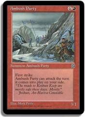 Ambush Party (Mountain)