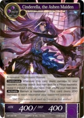 Cinderella, the Ashen Maiden CMF-082 2nd Print