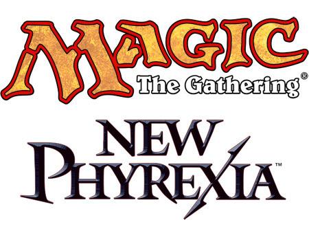New-phyrexia-logo-title
