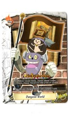 PR/0236EN Dungeon World Flag Card (Ozon B)