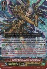 G-FC04/005EN - GR - Golden Knight of Links, Celtis Winner