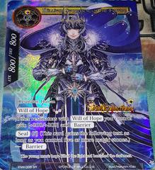 ENW-008 SR Full Art Millium, Successor of the Future