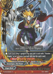 BT03/0024EN FOIL Thunder Knights, Drum Bunker Dragon R