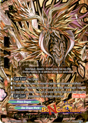 X-BT02/0006EN - RRR - Life Crystal Dragon, Diamaria