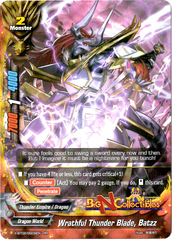 X-BT02/0009EN - RR - Wrathful Thunder Blade, Batzz