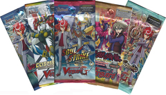 1x Random Cardfight Booster Pack (Buy 4 Get 1 FREE)