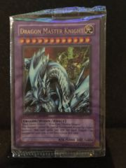 Dragon Master Knight UE02-EN001 Ultra Rare FACTORY SEALED