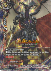 D-BT02/0020EN - RR - Black Demon Swordsman, Vader