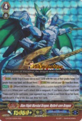 G-FC02/021EN Blue Flight Marshal Dragon, Mythril-core Dragon - RRR