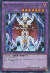 D/D/D Oracle King d'Arc - CORE-EN046 - Rare - 1st Edition