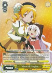 MM/W35-E003 R Mami & Nagisa